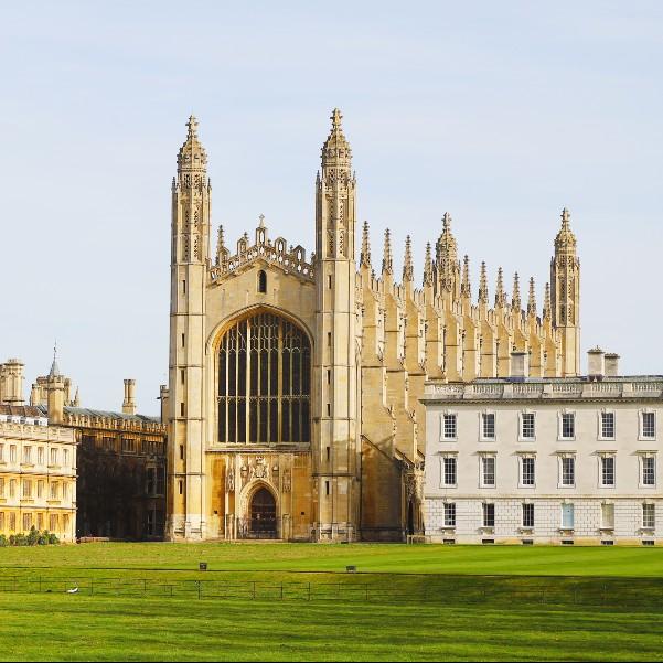 Королевский Колледж Кембридж.